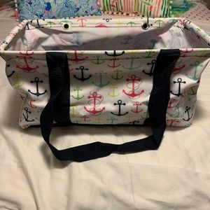 Thirty-One Medium Utility Tote First Mate